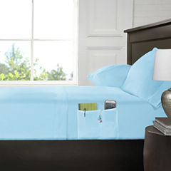 Cathay Home Smart Microfiber Sheet Set