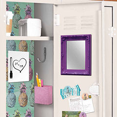 Brewster Wall Pineapple Isle Locker Kit Message Board