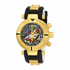 Invicta Unisex Black Strap Watch-22737