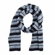 Muk Luks Reversible Striped Scarf
