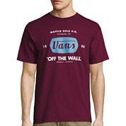 Vans® Short-Sleeve Waffle HQ Tee