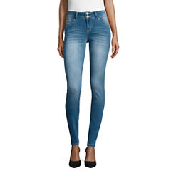 Wallflower Skinny Jeans-Juniors