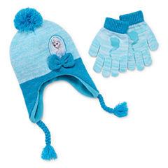 Disney's Frozen Girls Frozen Cold Weather Set-Big Kid