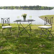 Carolina Chair & Table Regency 3-pc. Bistro Set