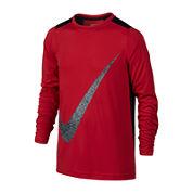 Nike® Legacy Dri-FIT Long-Sleeve Top - Boys 8-20