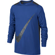 Nike® Legacy Dri-FIT Long-Sleeve Top - Boys 8-20