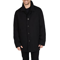 Excelled® Wool-Blend Car Coat