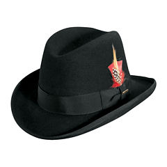 Scala™ Classico Wool Felt Dress Homburg Hat