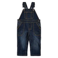 Arizona Denim Overalls - Baby Boys 3m-24m