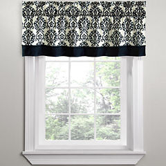Waverly® Luminary Rod-Pocket Tailored Valance