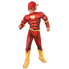 Deluxe The Flash Costume For Kids - Small