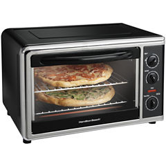 Hamilton Beach® Countertop Oven + Convection and Rotisserie