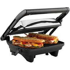 Hamilton Beach® Panini Press Sandwich Maker