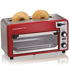 Hamilton Beach® Toastation 2-Slice Toaster Oven