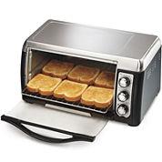 Hamilton Beach® 6-Slice Toaster Oven & Broiler