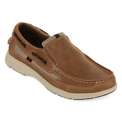 St. John's Bay Devon Mens Boat Shoes