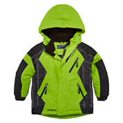 Boys Heavyweight Ski Jacket-Preschool