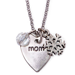 Messages from the Heart® by Sandra Magsamen® Mom Necklace
