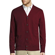 Claiborne Long Sleeve Cardigan