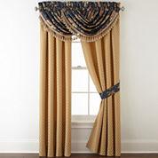 Croscill Classics® Calice 2-pack Rod-Pocket Curtain Panel
