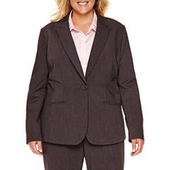 Liz Claiborne Suit Jacket-Plus