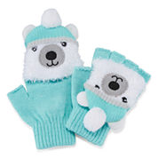 Girls Cold Weather Gloves