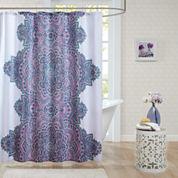 Intelligent Design Katrina Shower Curtain
