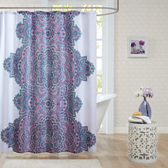 Intelligent Design Katrina Shower Curtain