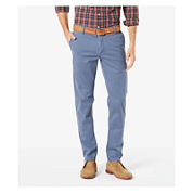 Dockers® Washed Slim Tapered Fit Pants