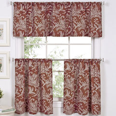 Flora Kitchen Curtains