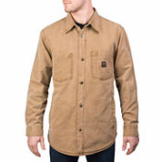 WALL VINTAGE WASHED DUCK SHIRT JACKET