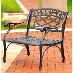 Sedona Cast Aluminum Patio Dining Chair