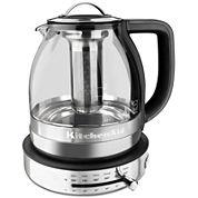 KitchenAid KEK1322SS Glass Tea Kettle