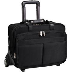 McKlein Roosevelt Wheeled Laptop Case
