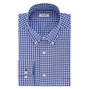 Izod Comfort Stretch Collar Long Steeve Dress Shirt Big and Tall