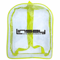 Linsay Kids Clear Backpack