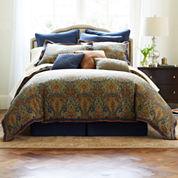 Royal Velvet® Briarhill 4-pc. Comforter Set & Accessories