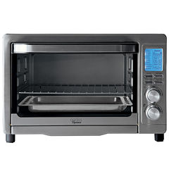 Cooks Signature 6-Slice Convection/Rotisserie Toaster Oven