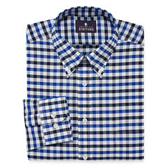 Stafford® Wrinkle-Free Oxford Dress Shirt