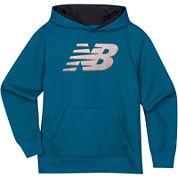 New Balance® Long-Sleeve Graphic Hoodie - Boys 8-20