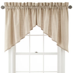 swag valances curtains & drapes for window - jcpenney