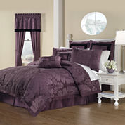 Soho Lorenzo 8-pc. Damask Comforter Set