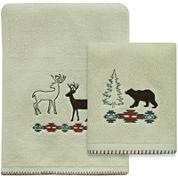 Bacova Echo Trail Bath Towels