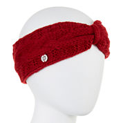 Liz Claiborne® Braided Cable Knit Headband