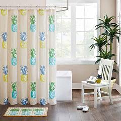 Hana Cotton Shower Curtain