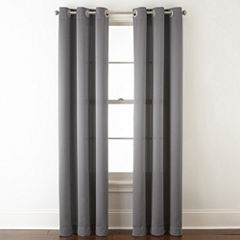 London 2-pack Grommet-Top Curtain Panel