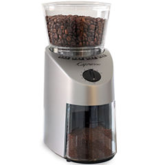 Capresso® Infinity Commercial-Grade Conical Burr Grinder