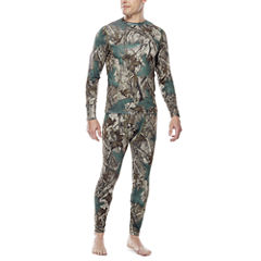 St. John's Bay® Poly Stretch Thermal Tee or Pants