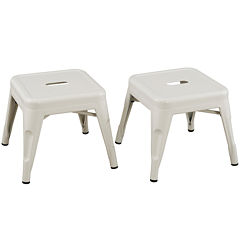 Set of 2 Kids Stools