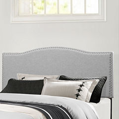 bedroom possibilities blakely upholstered headboard - Bed Frames With Headboard